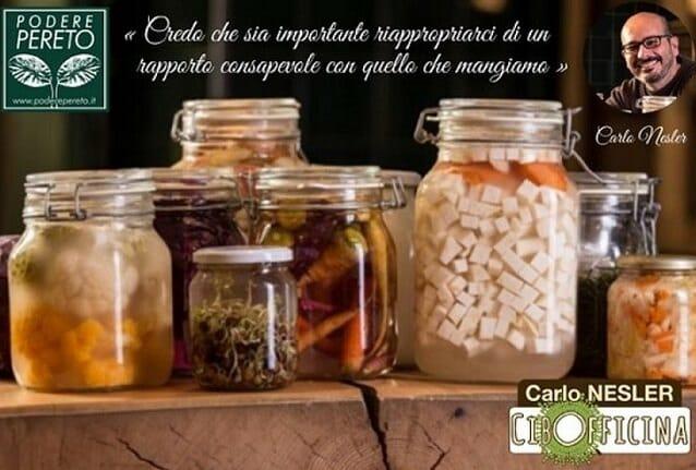 23 novembre – I Cibi Probiotici – Podere Pereto Rapolano Terme