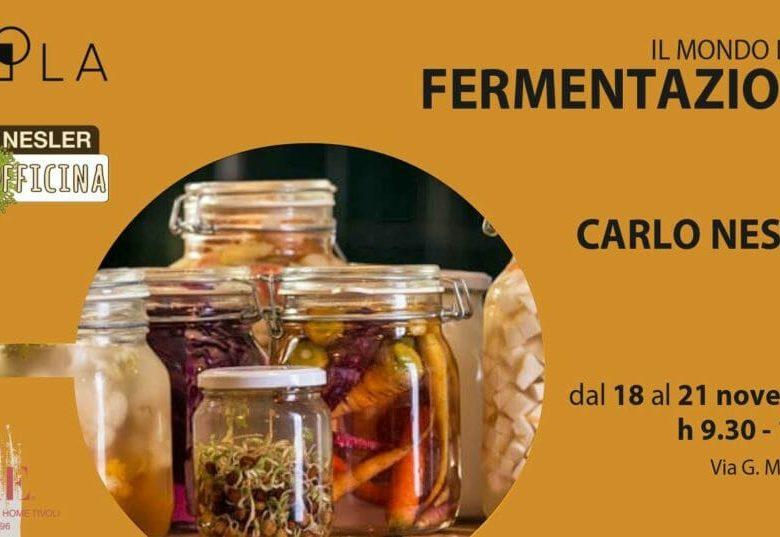 dal 18 al 21 novembre – Il Mondo delle Fermentazioni – Isola Open Kitchen – Roma